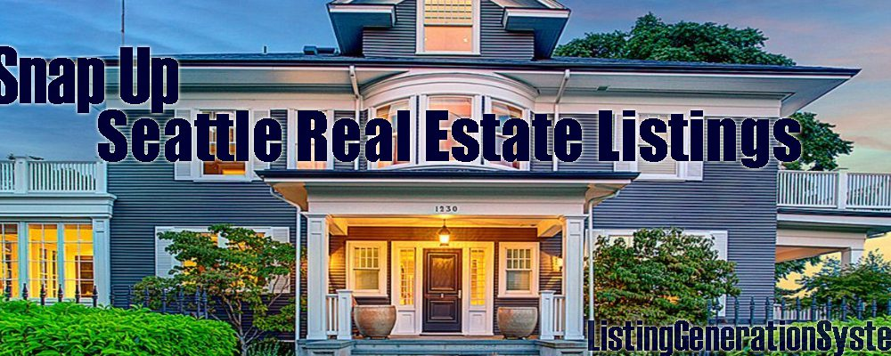Seattle Real Estate Listings