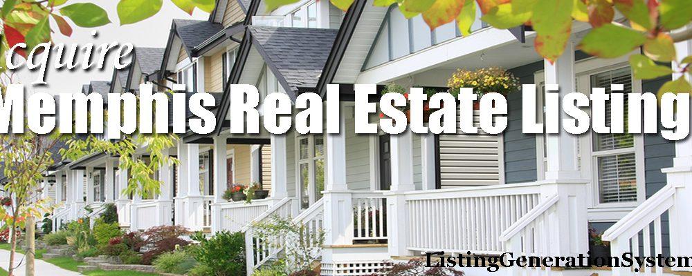 Memphis Real Estate Listings