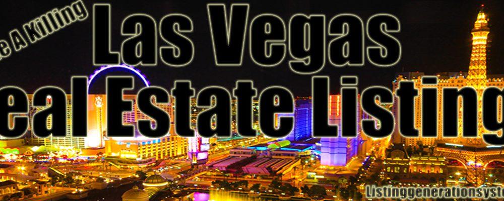 Las Vegas Real Estate Listings