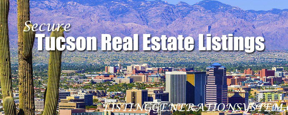 Tucson Real Estate Listings