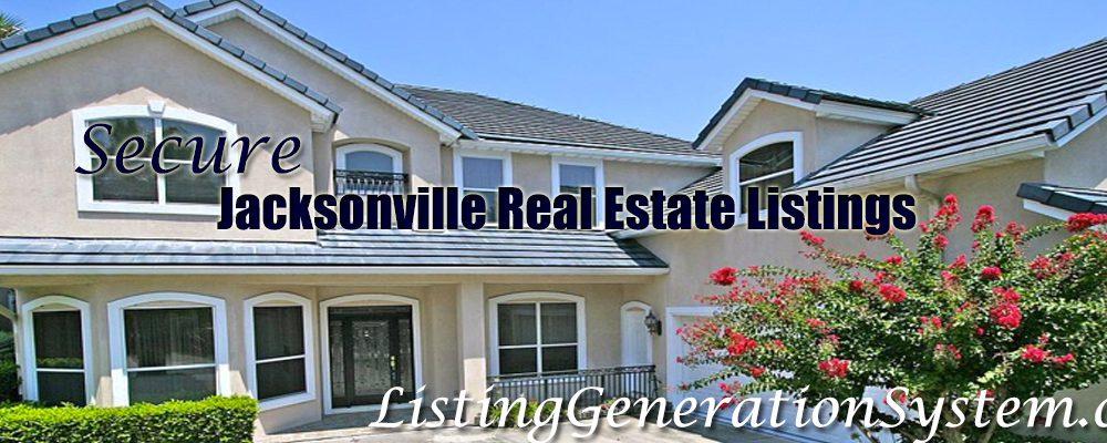 Jacksonville Real Estate Listings