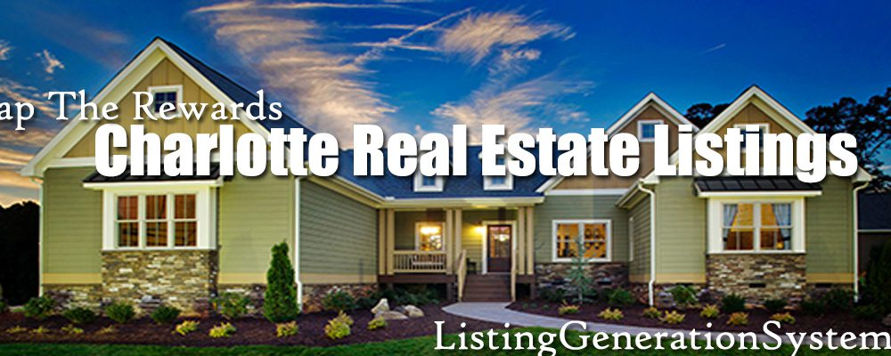 Charlotte Real Estate Listings