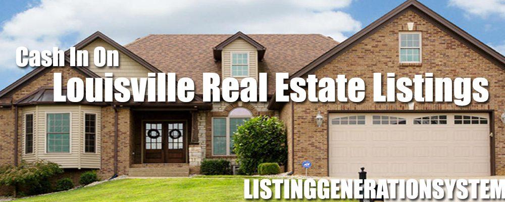 Louisville Real Estate Listings