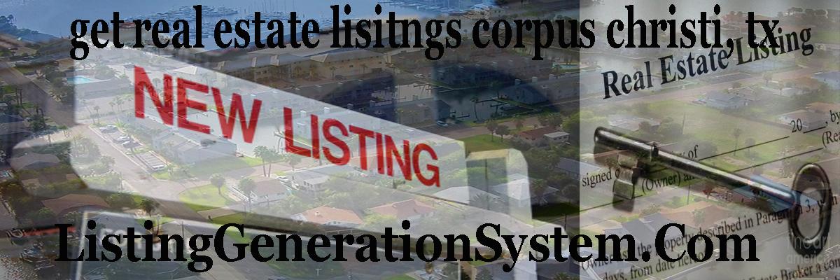 corpus christi tx real estate listings
